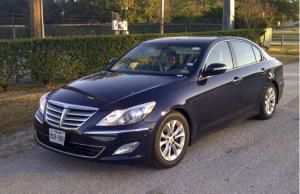 Genesis 2013 V6