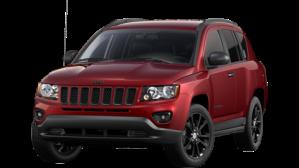 Compass 2015 Altitude - Foto promocional Jeep