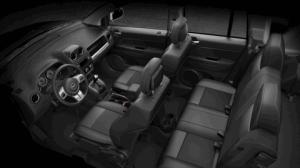 Compass 2015 Altitude - Interior - Foto promocional Jeep