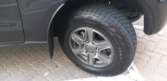 ranger roda